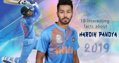 10 interesting facts about hardik pandya