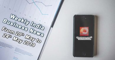 India business news headlines weekly roundup 20th to 24th May