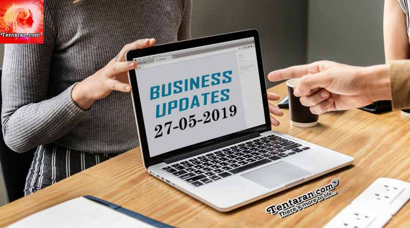 India business news headlines 27th May
