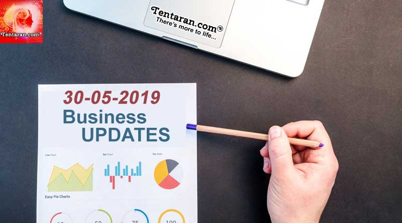 Latest India Business News 30th May 2019