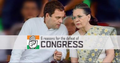 6 main reasons for Congress defeat