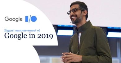 biggest announcements of Google in 2019