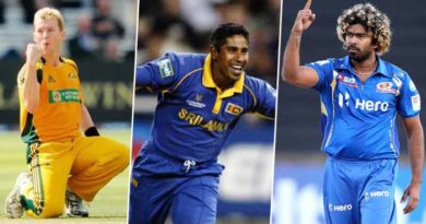 Bowlers who took hattrick in world cup