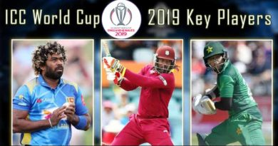 ICC World Cup 2019 key players
