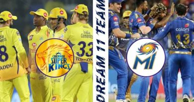 IPL 2019 MI vs CSK Final players