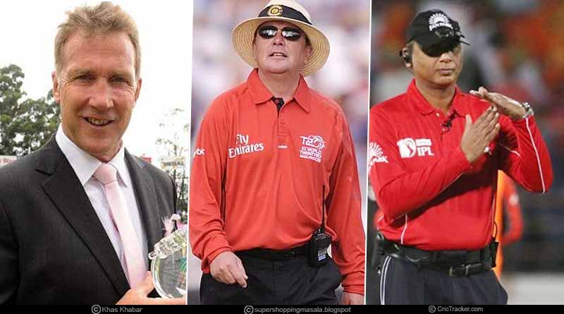 Icc selected umpire and referee for world cup 2019