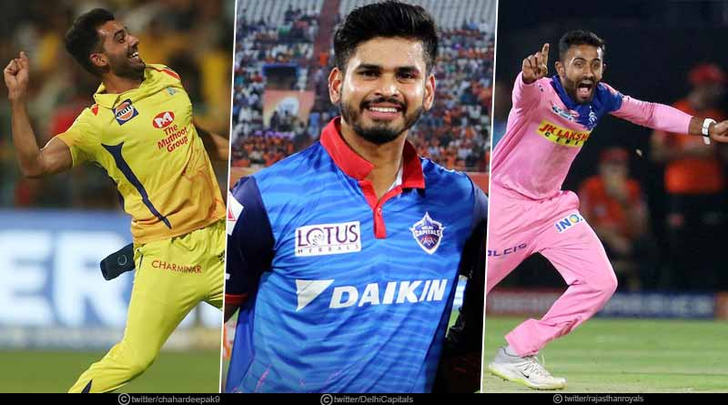 Indian players who shone in IPL 2019