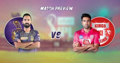 KXIP Vs KKR IPL match preview