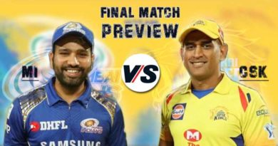 MI Vs CSK IPL 2019 Final Preview