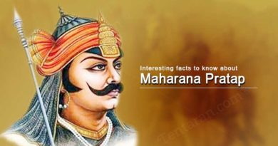 Interesting facts to know about Maharana Pratap