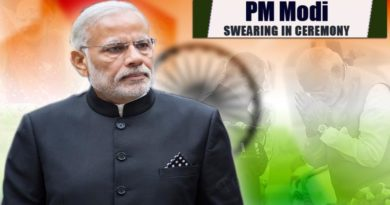 PM Modi swearing-in ceremony