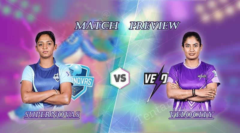 Women cricket Supernovas vs Velocity match preview