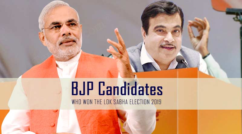 Top BJP leaders who won elections 2019