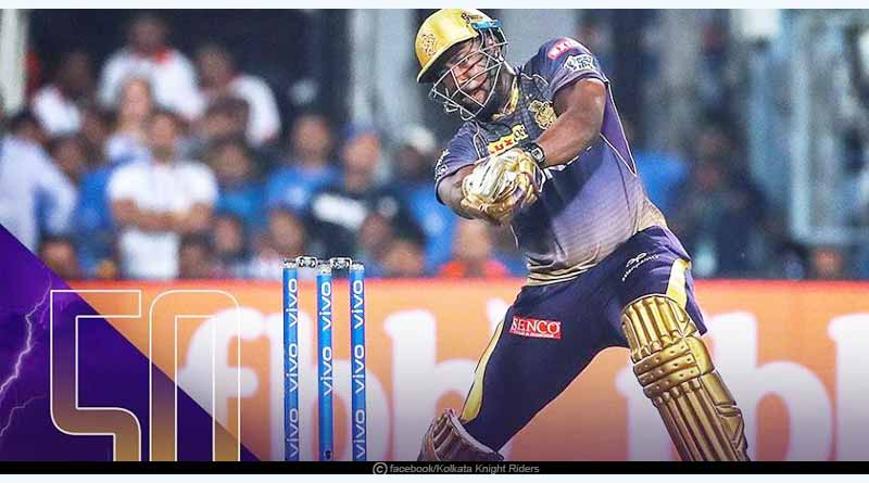 Andre Russell – KKR