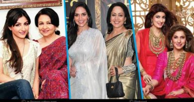 bollywood hit mother and flop daughter jodis