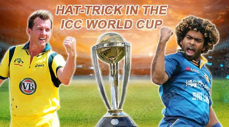 Hattrick in Cricket World Cup