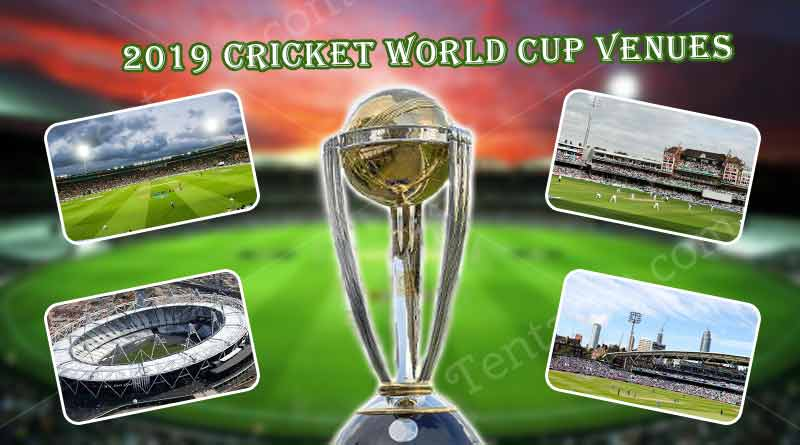 2019 Cricket World Cup Venues