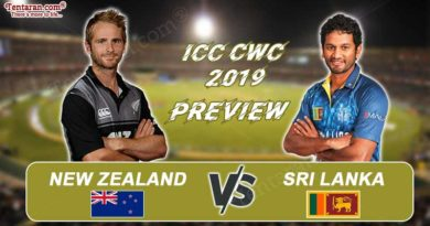 cwc 2019 new zealand vs sri lanka 3rd match preview