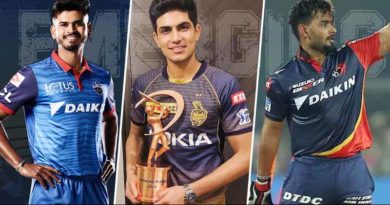 IPL emerging player award