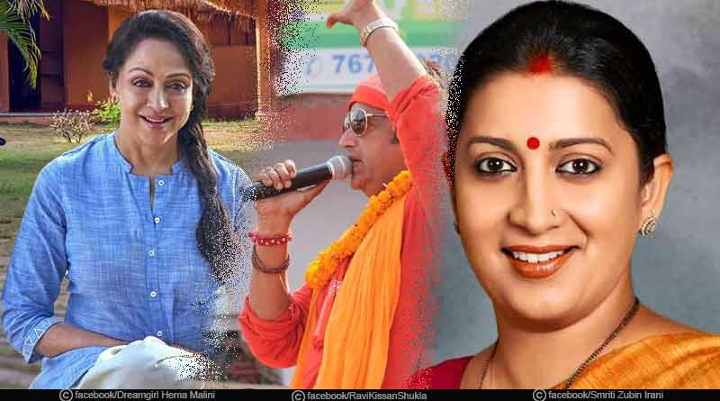celebs who won loksabha election 2019