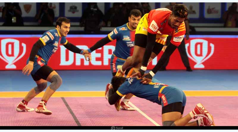Indo International Premier Kabaddi League 2019