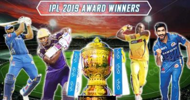IPL 2019 Award Winners