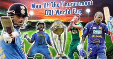 Cricket World Cup Man of the Tournament award