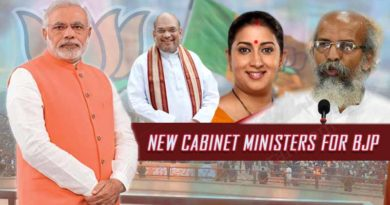 new cabinet ministers 2019