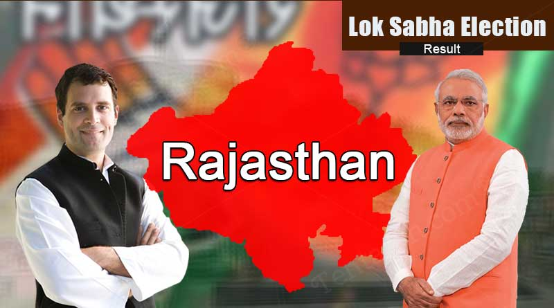 rajasthan election result 2019