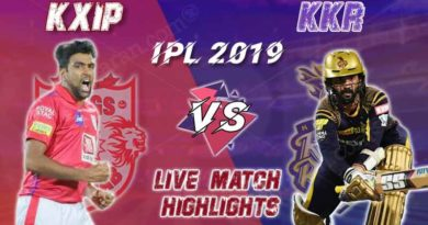 today ipl match live updates kxip v kkr