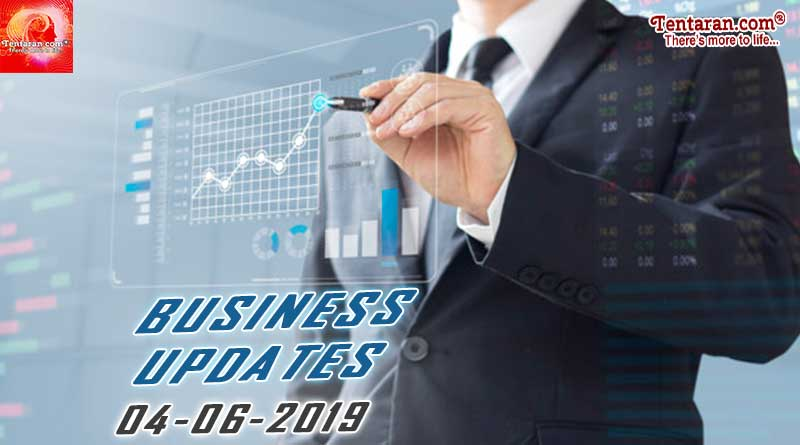 Latest India Business News 4rth June 2019