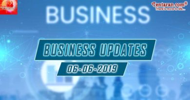 Latest India Business News 6th June 2019