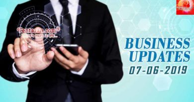 Latest India Business News 7th June 2019