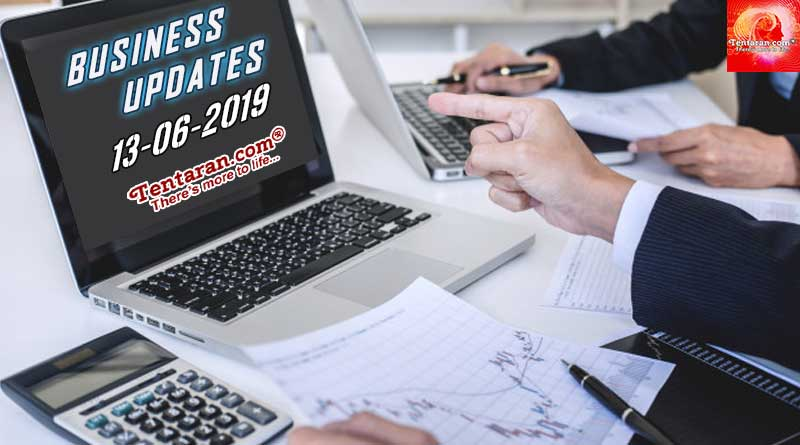 Latest India Business News 13th June 2019
