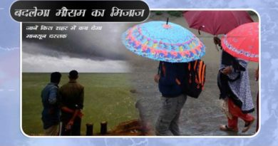 Monsoon update in india