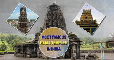 Most famous Rama temples in India
