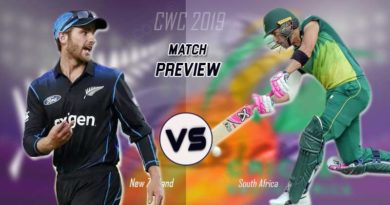 New Zealand vs South Africa Preview Prediction