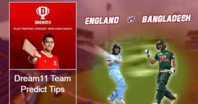 eng vs ban dream11 team prediction
