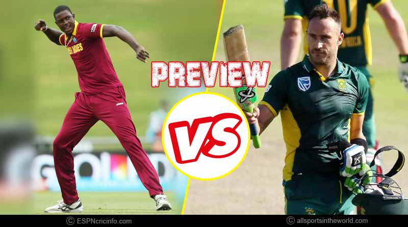 south africa vs west indies 15th match preview prediction