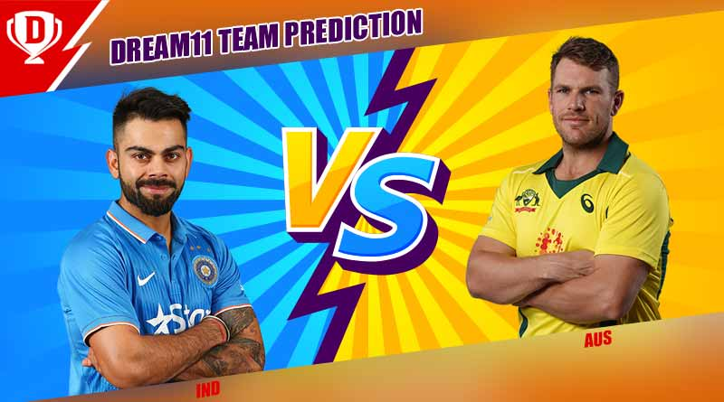 australia vs india dream11 team prediction playing
