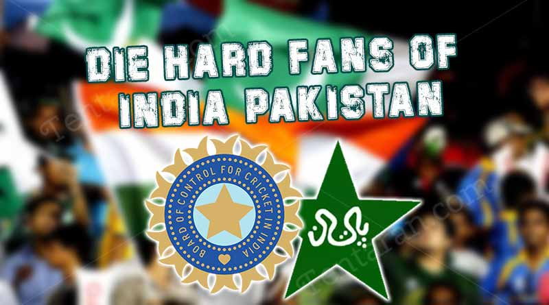 india pakistan cricket fans