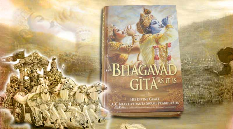 interesting facts about bhagavad gita