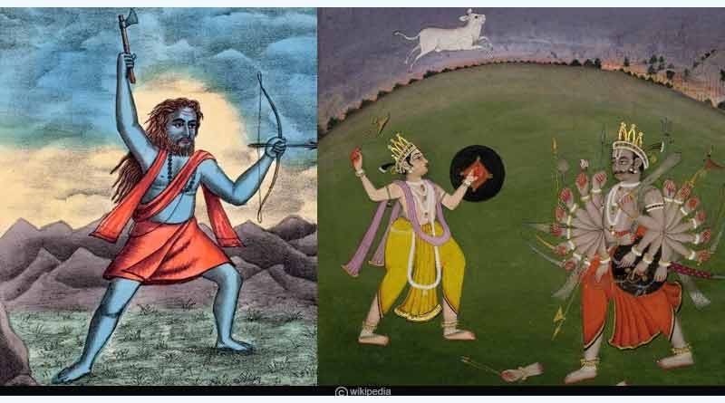 Interesting facts about lord parshuram