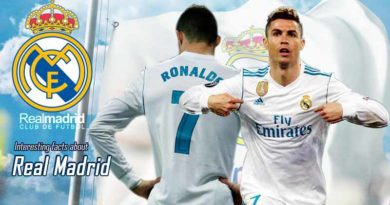 interesting facts about real madrid