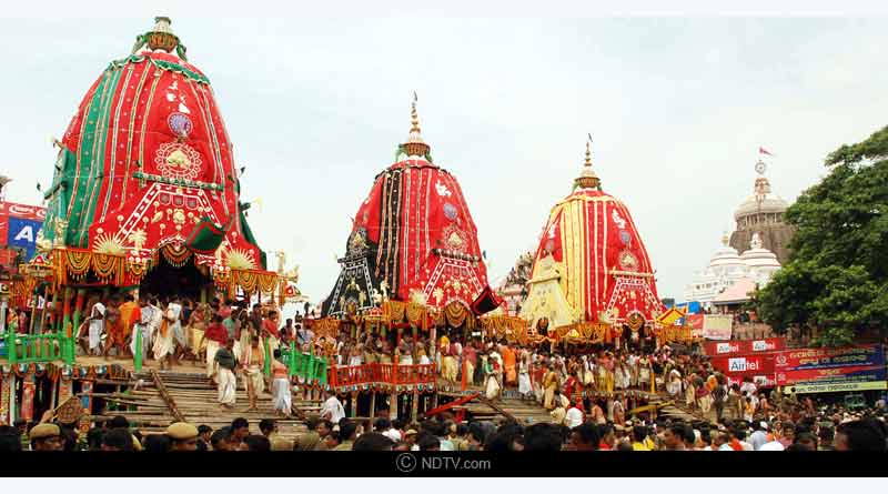 interesting facts about jagannath rath yatra