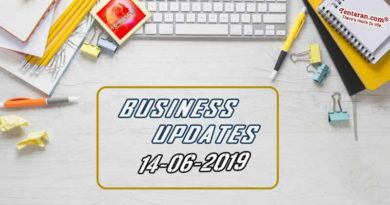 latest india business news 14th june 2019
