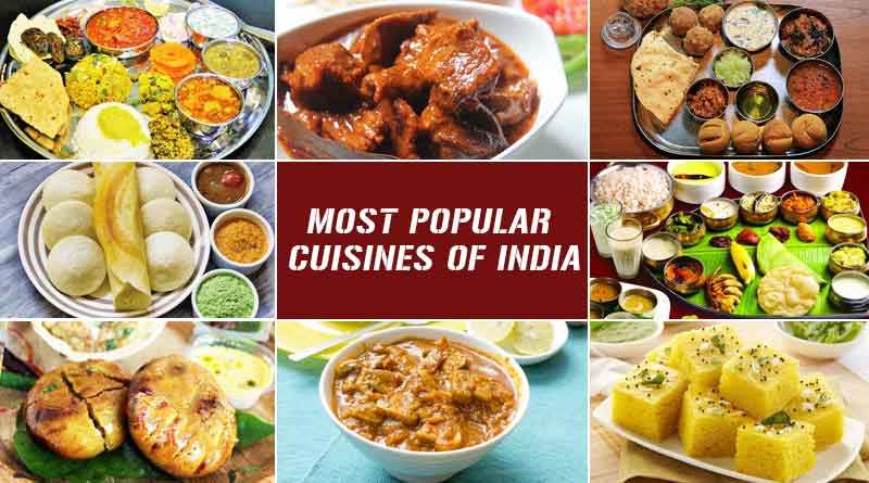 most popular cuisines of india