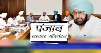 Punjab government chief minister and ministers 2019
