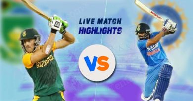 south africa vs india 8th match live score