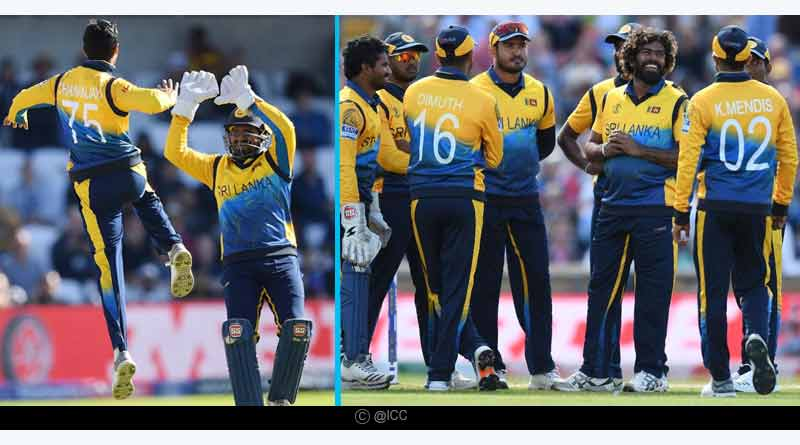 Sri Lanka vs England match